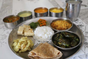Indian Thali can be more filling than curry